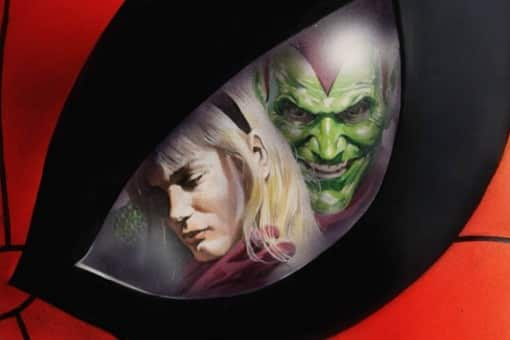 Marvels de Alex Ross y Kurt Busiek