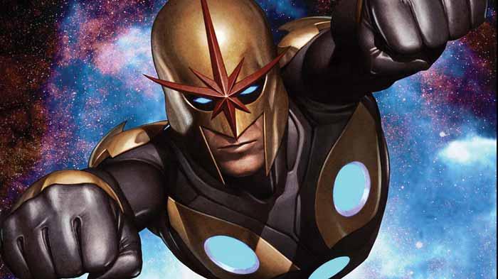 Nova estuvo a punto de ser presentado en Vengadores: Infinity War