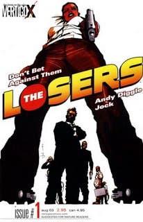 Portada de The Losers