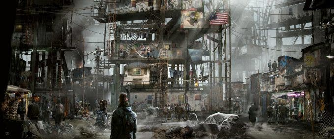 Ready Player One - Concept Art - Ulrich Zeidler