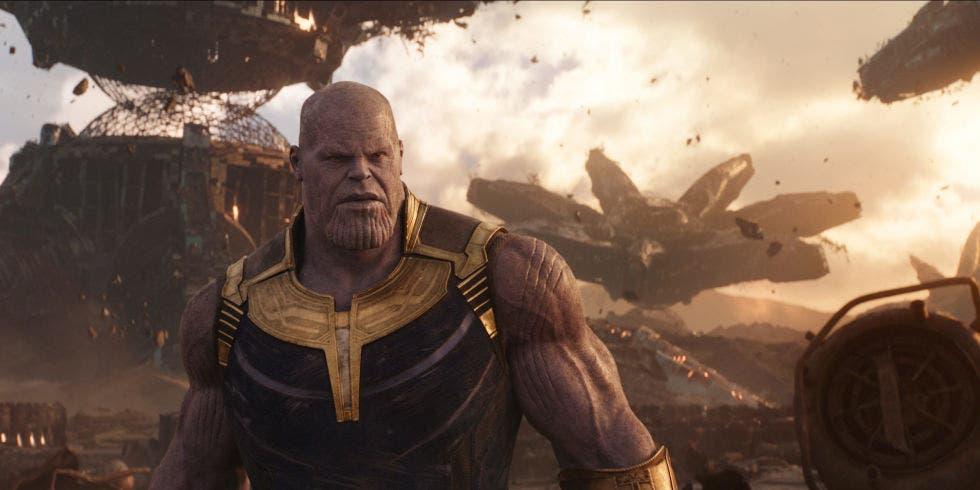 Vengadores: Infinity War ya es la 4ª película más taquillera de la historia