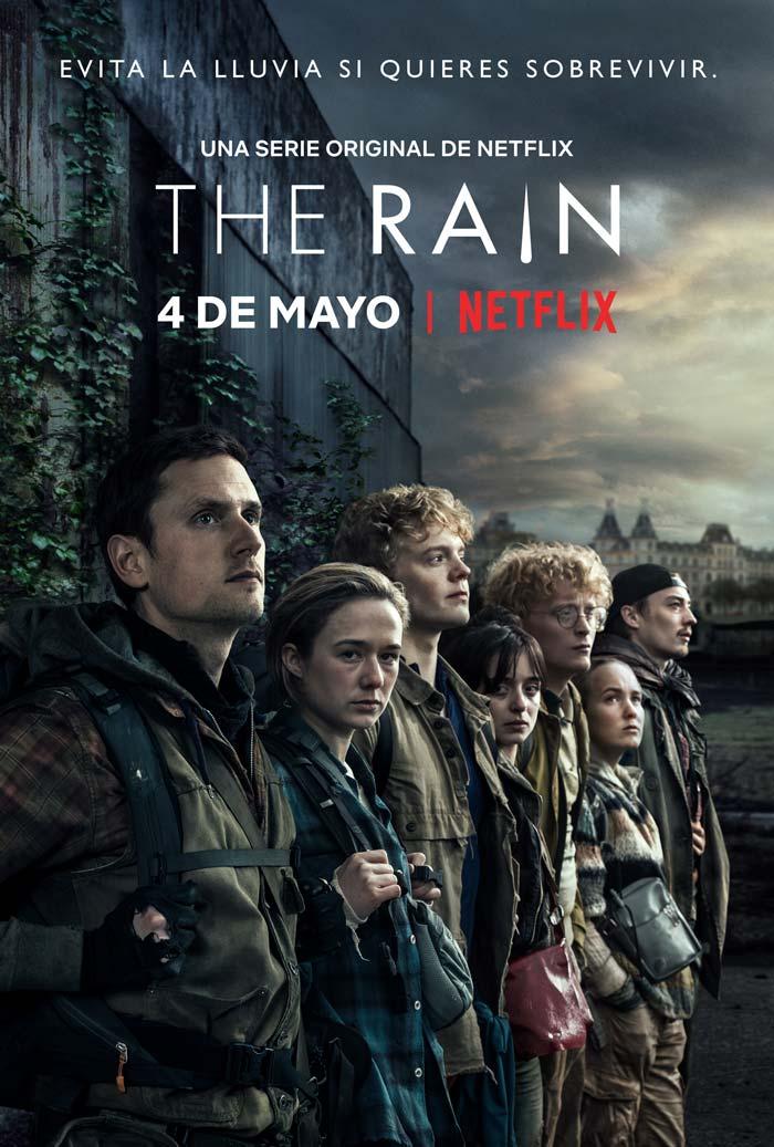 Póster de la serie The Rain