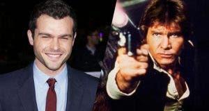Alden Ehrenreich vs Harrison Ford en Han Solo: Una historia de Star Wars