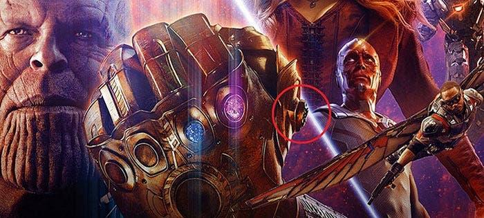 Ant-Man en el póster de Vengadores: Infinity War