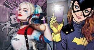 Harley Quinn y Batgirl en Aves de Presa (Birds of Prey)