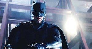Ben Affleck se convierte en Batman en la vida real