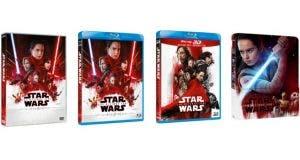 ¡Ya está a la venta el Blu-ray de Star Wars: Los Últimos Jedi!
