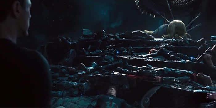 bruja escarlata final vengadores: infinity war