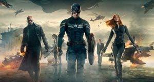 El camino hacia Vengadores: Infinity War   Capitán América: El Soldado de Invierno (2014)
