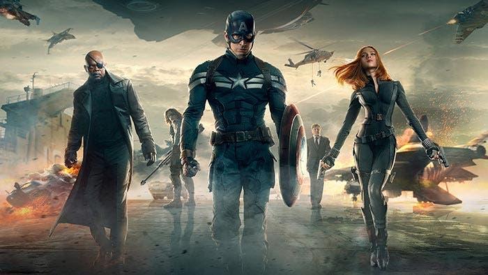 El camino hacia Vengadores: Infinity War | Capitán América: El Soldado de Invierno (2014)