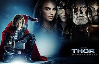 El camino hacia Vengadores: Infinity War | Thor (2011)