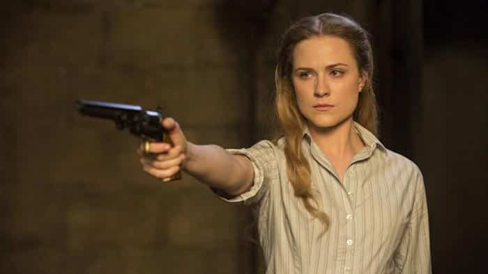 Dolores en Westworld
