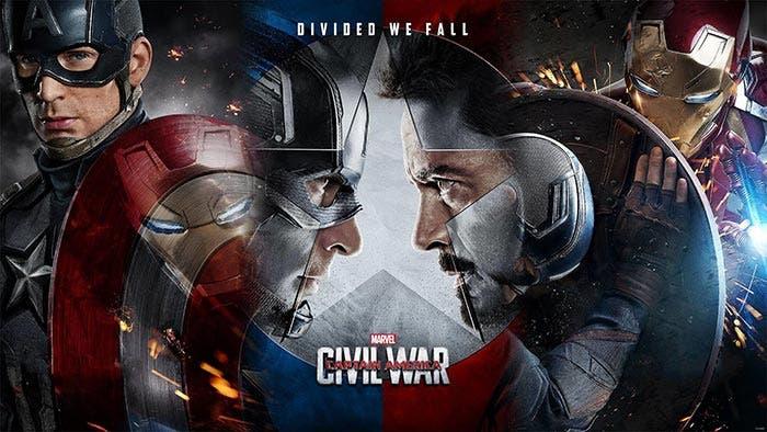 El camino hacia Vengadores: Infinity War | Capitán América: Civil War (2016)