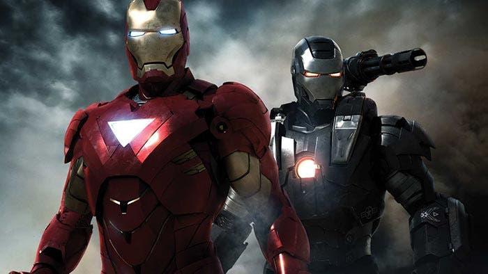 Iron Man 2 fue la tercera película estrenada por Marvel Studios