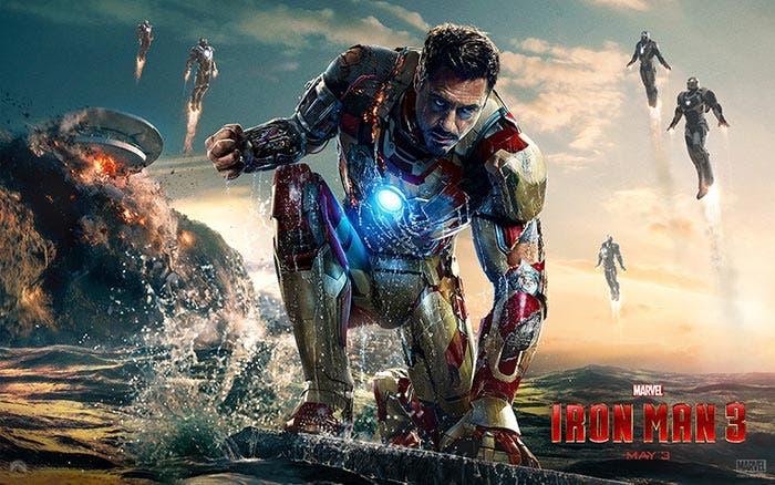 El camino hacia Vengadores: Infinity War | Iron Man 3 (2013)