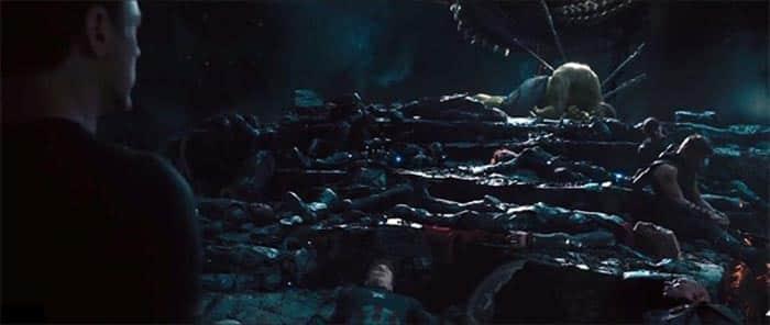 El final de Vengadores: Infinity War podría haber sido revelado por Bruja Escarlata en La Era de Ultrón