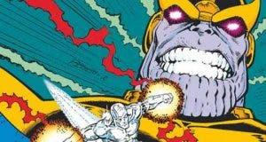 el renacimiento de Thanos de Jim Starlin
