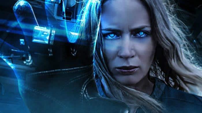 El fan art de Emily Blunt como Sue Storm/Mujer Invisible (Los 4 Fantásticos de Marvel Studios)