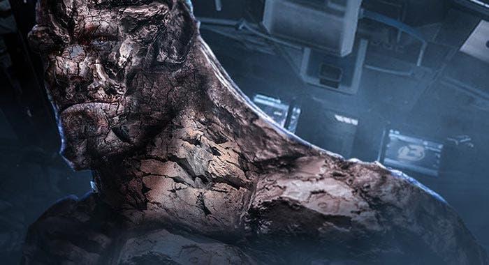 El fan art de John Cena como Ben Grimm/La Cosa (Los 4 Fantásticos de Marvel Studios)