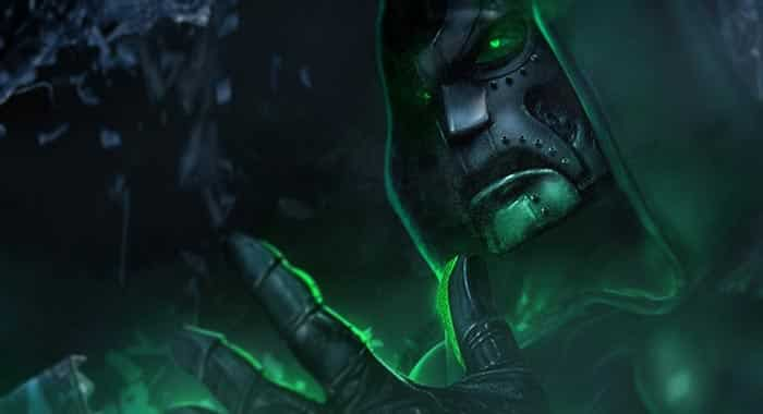 El fan art de Mads Mikkelsen como Victor Von Doom/Doctor Doom (Los 4 Fantásticos de Marvel Studios)