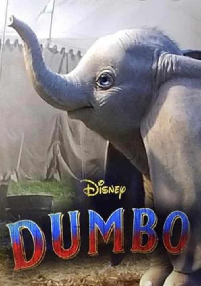 Fan poster de Dumbo (2019) dirigida por Tim Burton