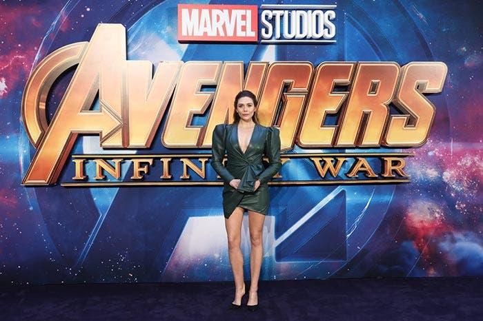 La alfombra roja de Vengadores: Infinity War (Marvel Studios)