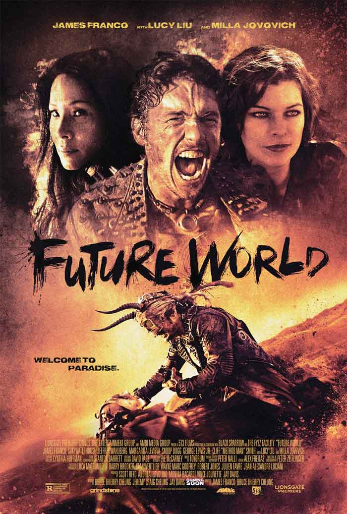 Future World con james Franco