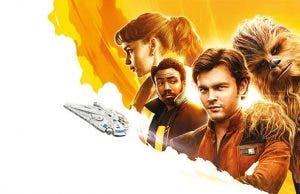 El Coaxial en Han Solo: Una historia de Star Wars (2018)