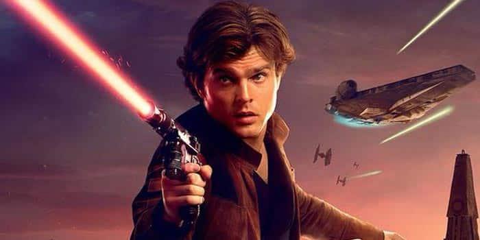 Alden Ehrenreich es Han Solo en Han Solo: Una historia de Star Wars