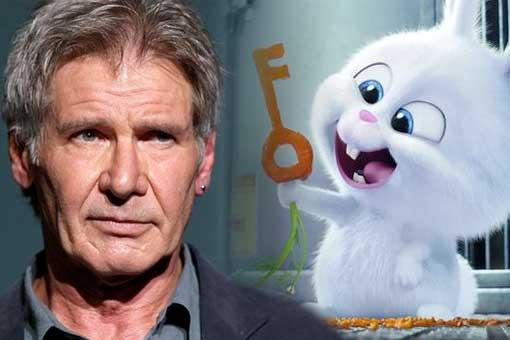 Harrison Ford Mascota 2