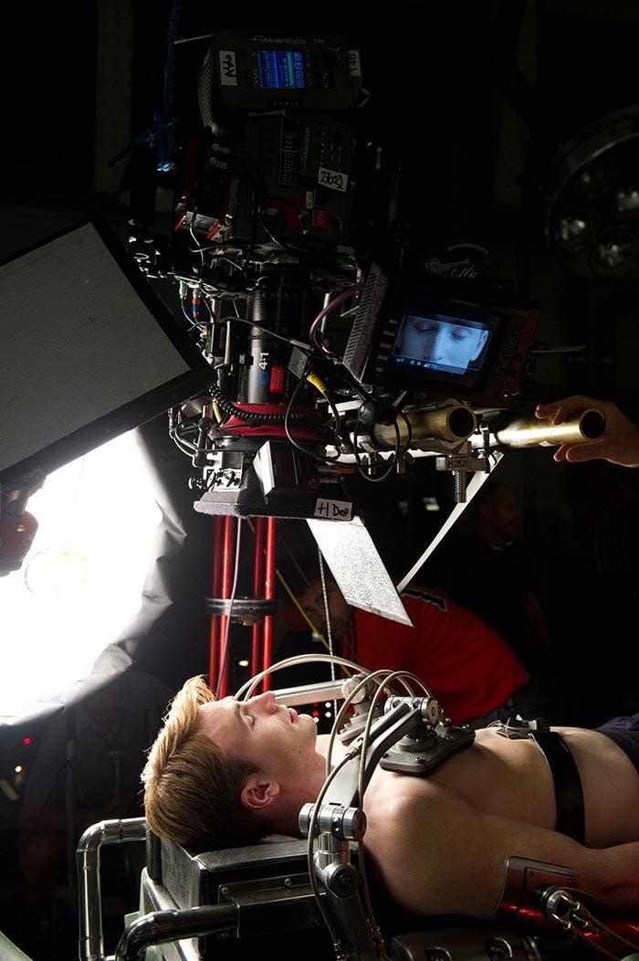 Imagen nunca antes vista en Capitán América: El primer Vengador (2011) | Marvel Studios