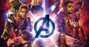 imax poster Marvel Vengadores: infinity war