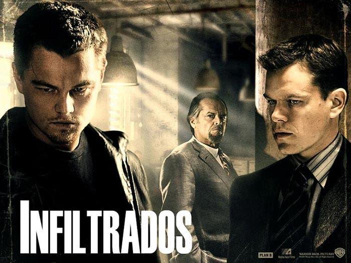 Infiltrados (2006) | Las 15 mejores películas desde 2000 hasta 2018