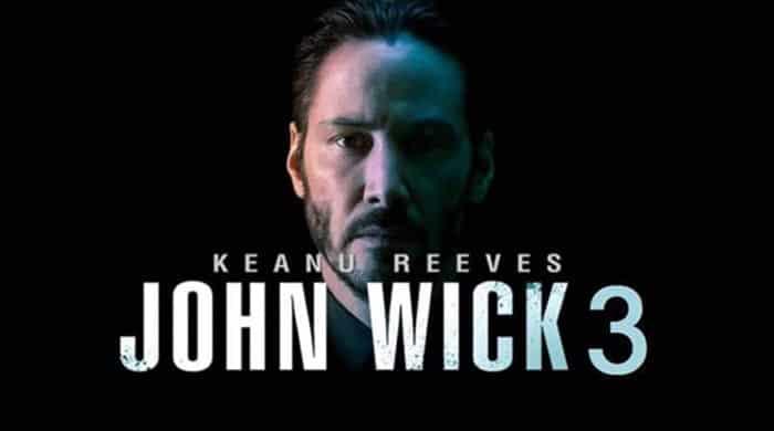 Primer teaser poster de John Wick 3: El regreso del asesino