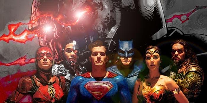 Liga de la Justicia de Zack Snyder iba a ser como El Señor de los Anillos