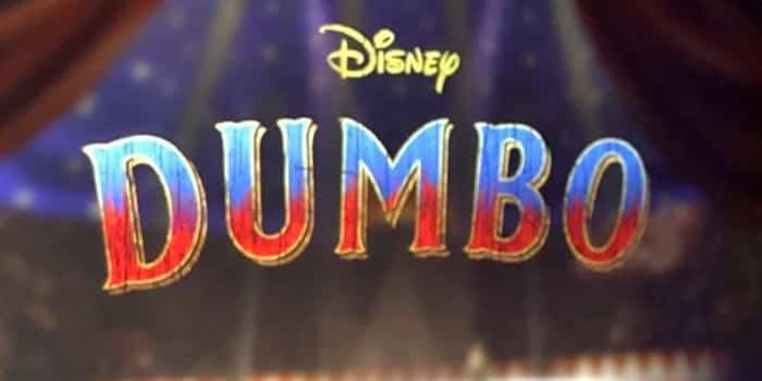Logotipo de Dumbo (2019)