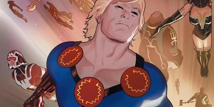 OFICIAL: Marvel confirma su próxima película y ya tiene a los guionistas | Los Eternos