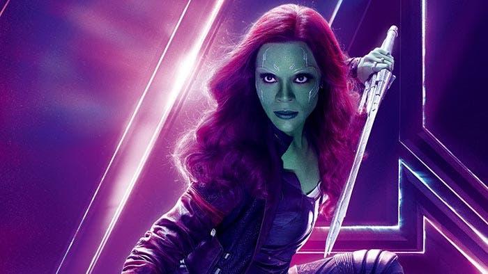 Gamora | Todos los superhéroes vivos y muertos en Vengadores 4 (2019)