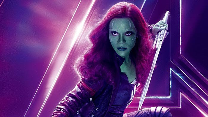 La muerte de Gamora en Vengadores: Infinity War