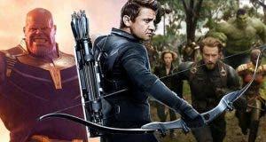 Ojo de Halcón tendrá una gran historia en Vengadores: Infinity War