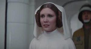 La Princesa Leia en Rogue One: Una historia de Star Wars