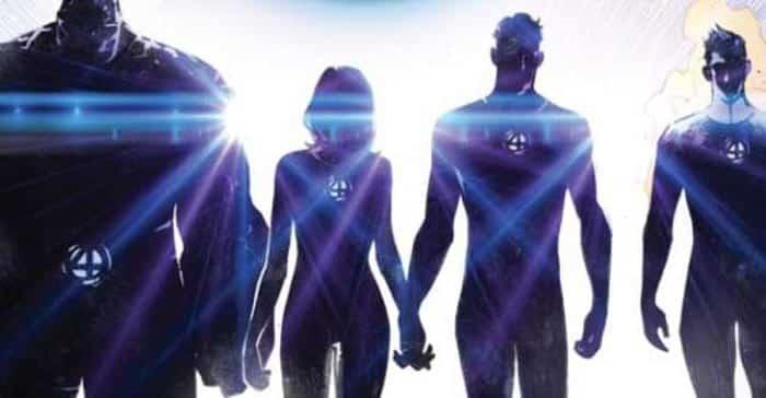Vengadores 4 y los 4 Fantásticos