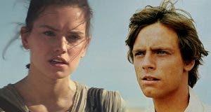 STAR WARS: Mark Hamill confirma que Rey es la hija de Luke Skywalker