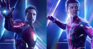 El secreto de los nuevos trajes de Iron Man y Spider-Man en Vengadores: Infinity War