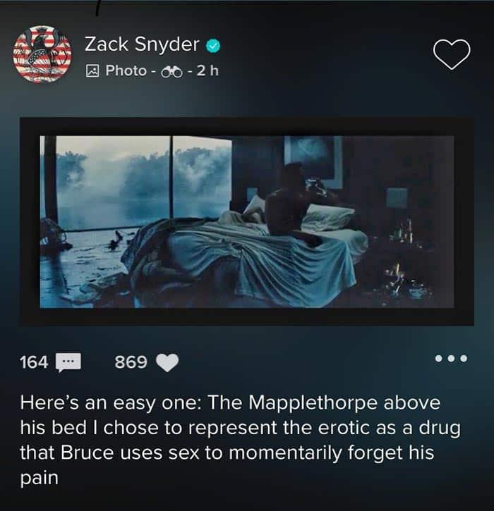 El sexo de Bruce Wayne en Batman v Superman (2016)