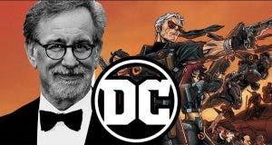 Steven Spielberg hará la próxima gran película de DC Comics