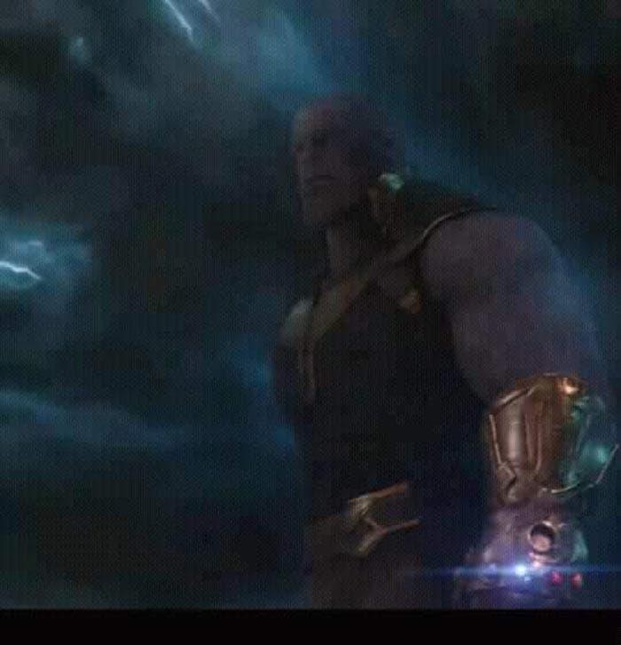 Spoiler de Thanos en Vengadores: Infinity War sobre las Gemas del Infinito (Marvel Studios)