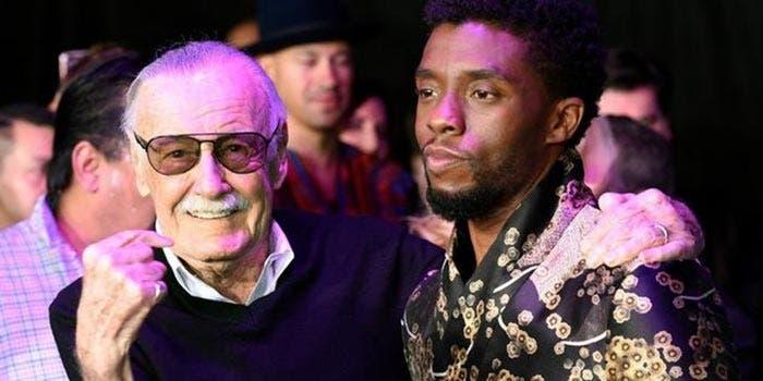 Le roban sangre a Stan Lee para firmar cómics exclusivos con su ADN