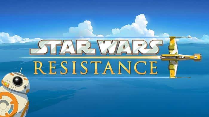 Star Wars Resistance es la nueva serie de animación de la saga