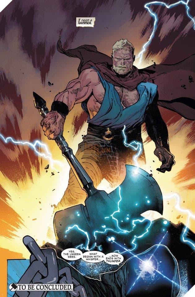 stormbreaker thor infinity war